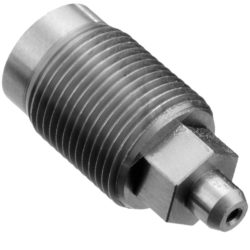 Vented 209 Muzzleloader Breech Plug