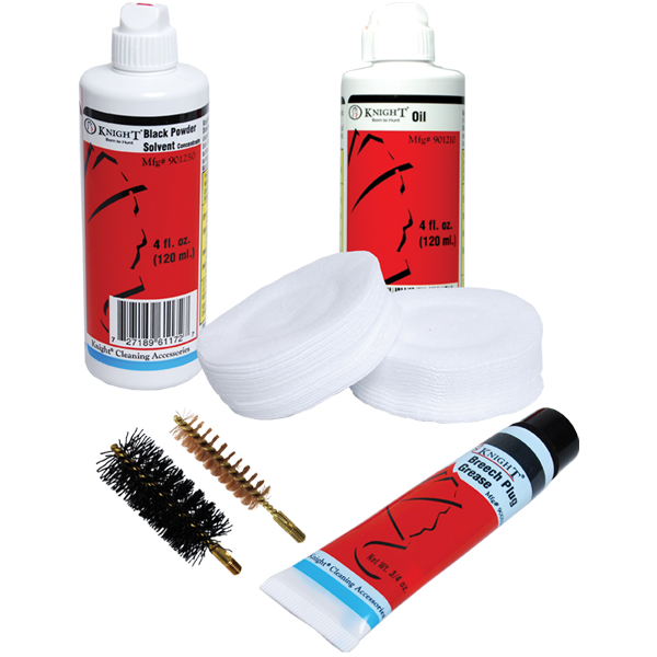 45 Cal Muzzleloader Cleaning Kit