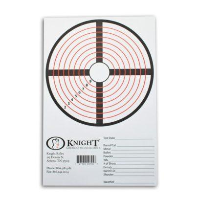 Knight Muzzleloader Target Sheets
