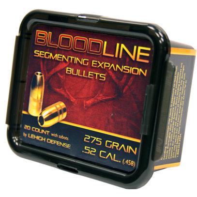.52/275 Bloodline Black-powder Bullets