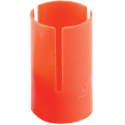Orange EZ Load Muzzleloader Sabots