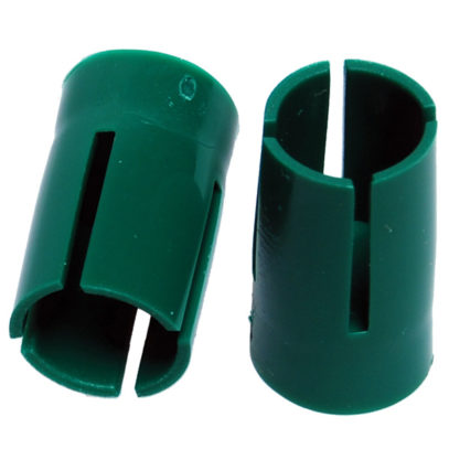 Muzzleloaders Green High Pressure Muzzleloader Sabots