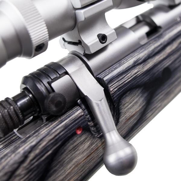 Long Range Hunter Muzzleloader Breech