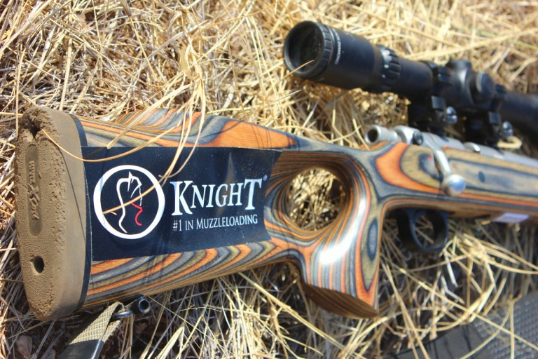 Knight Rifles African Hunting Trip Mountaineer