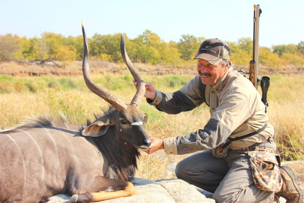 Knight Rifles African Hunting Trip Nyala