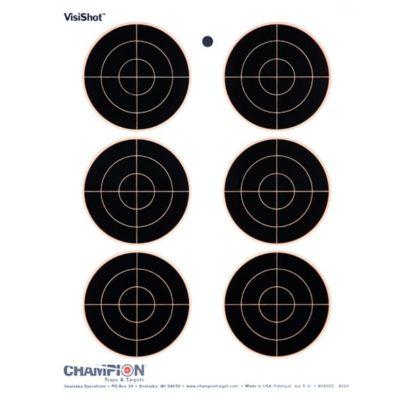 VisiShot Bulls Target