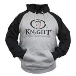 Knight Black Grey Sweatshirt