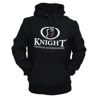 Knight Black Sweatshirt