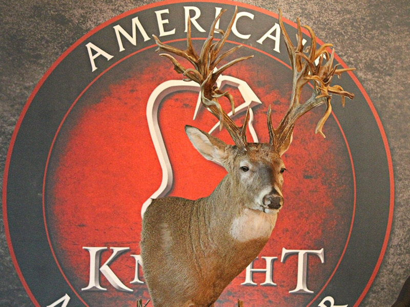 American Made Knight Rifles World-Record Breaking Buck