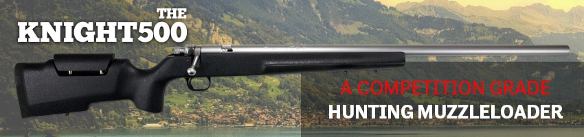 The Knight 500 Muzzleloader
