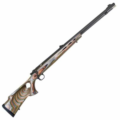 Mountaineer Forest Green Thumbhole Muzzleloader With Nitride Finish