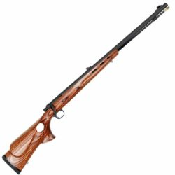 Mountaineer Rosewood Left Hand Thumbhole Muzzleloader With Nitride Finish