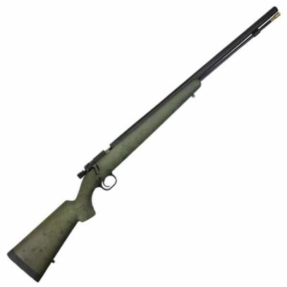 Olive Green Ultra-Lite Muzzleloader With Nitride Finish