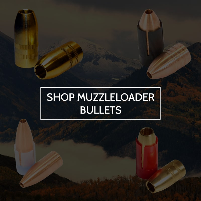 Muzzleloaders And Muzzleloader Accessories | American Made