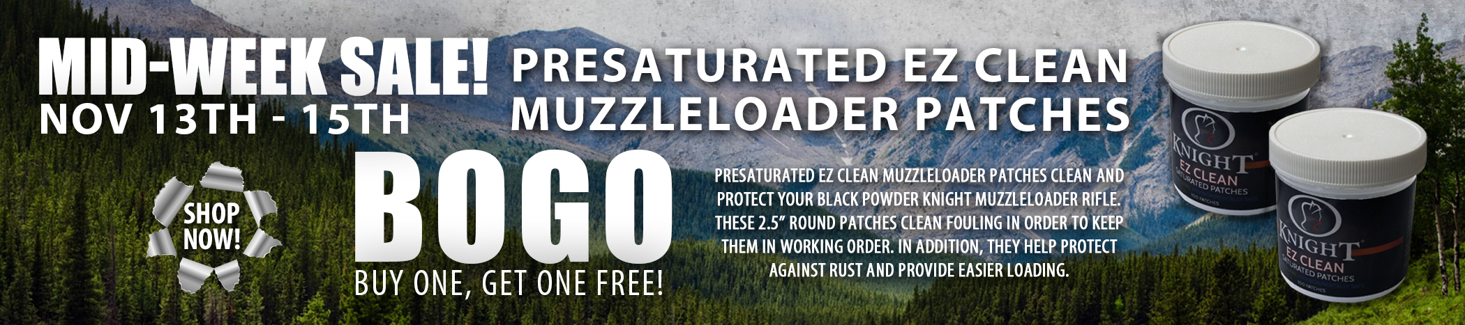 48-Hour-Muzzleloader-Cleaner-Sale-Banner-Nov-13-15