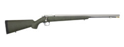 Side view of Olive Green Ultra Life Muzzleloader